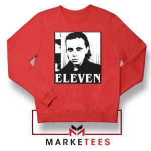 Stranger Things Eleven Graphic Sweatshirt