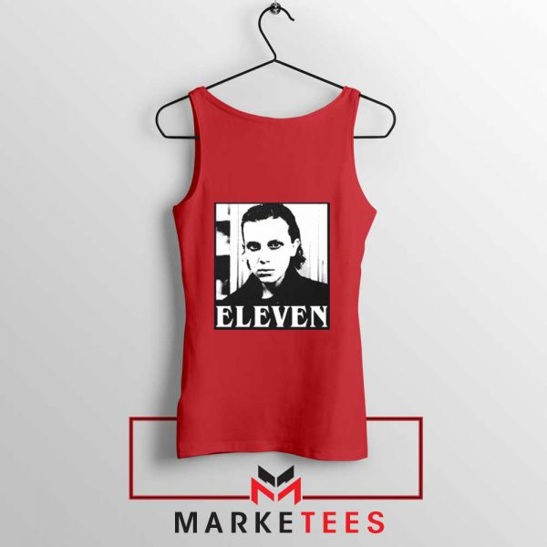 Stranger Things Eleven Graphic Tank Top