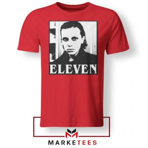Stranger Things Eleven Graphic Tee Shirt