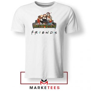 Stranger Things Friends Tee Shirt