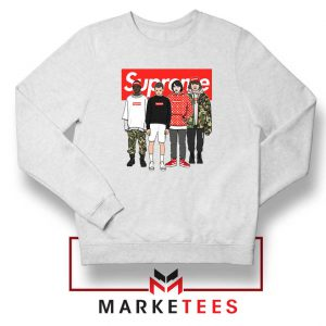 Stranger Things Funny Supreme Sweater