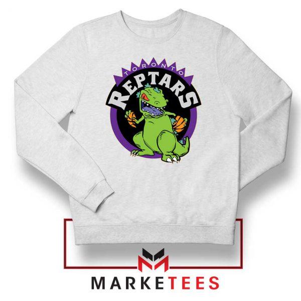 Toronto NBA Parody Reptars Sweatshirt
