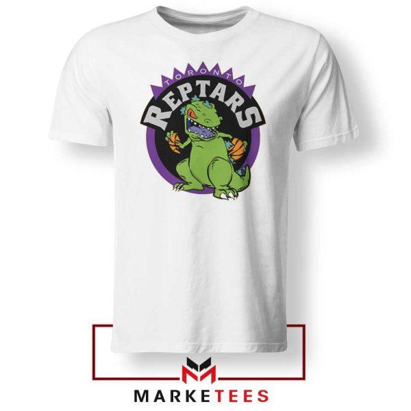 Toronto NBA Parody Reptars Tshirt