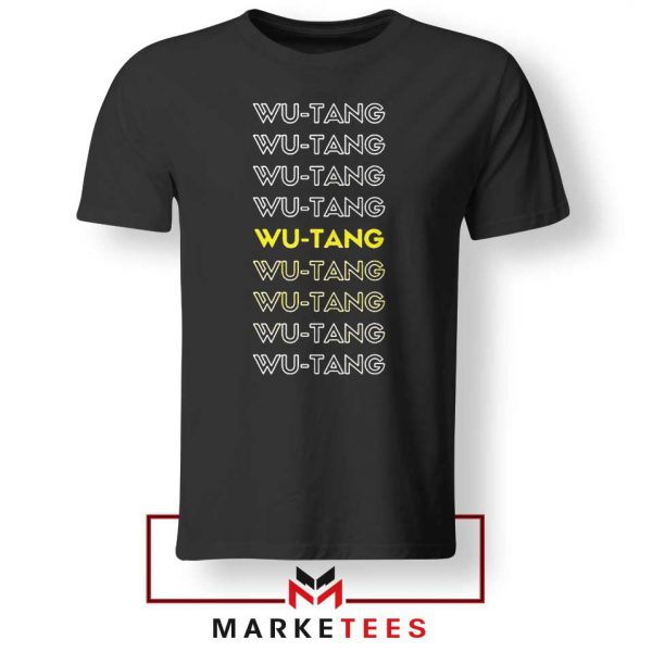Typography Rapper Group Tshirt