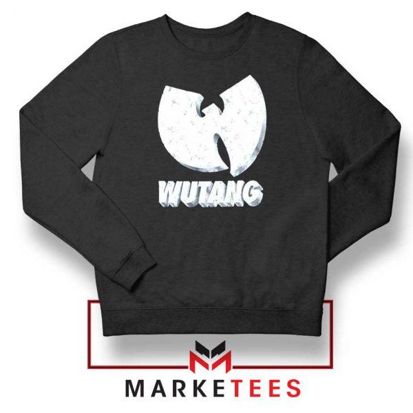 Vintage 90s Wutang Clan Logo Sweater