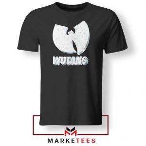 Vintage 90s Wutang Clan Logo Tee Shirt