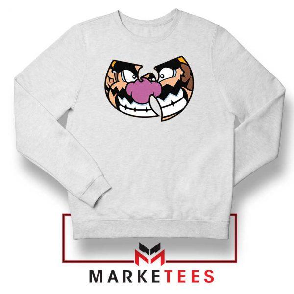 Wu Tang Clan Wario Sweater