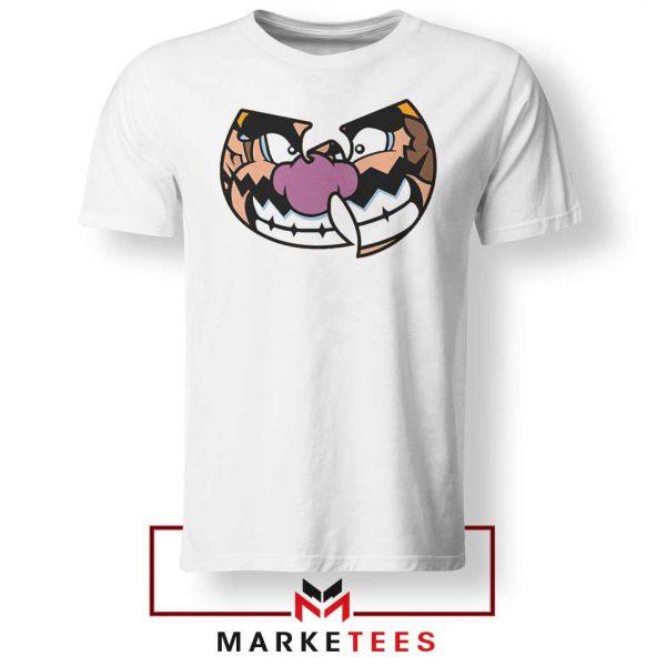 Wu Tang Clan Wario Tee Shirt