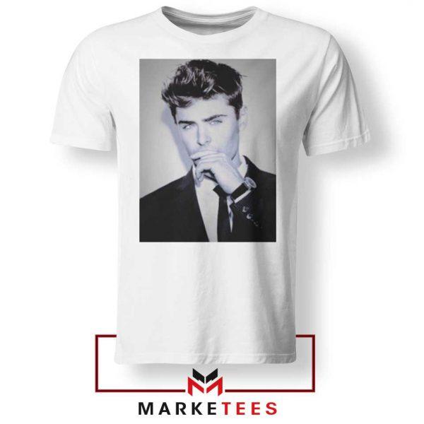 Zac Efron American Actor Tshirt