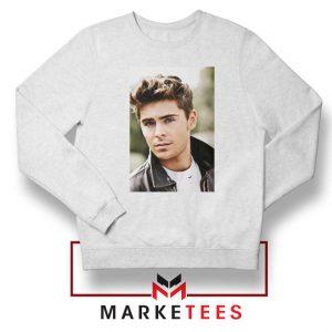 Zac Efron Posters Sweatshirt