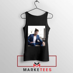 Zac Efron Richard Samuels Tank Top