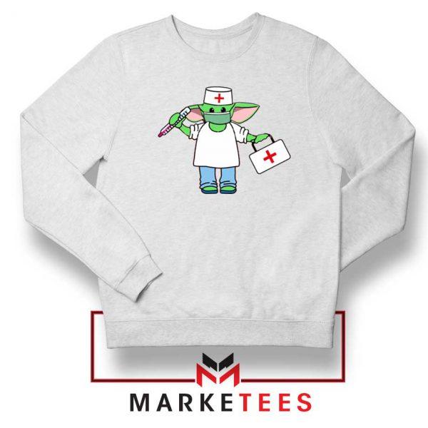 Baby Yoda Covid19 Sweatshirt