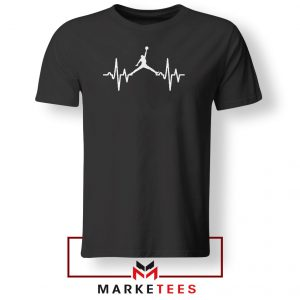 Basketball Heartbeat Dunk Tshirt