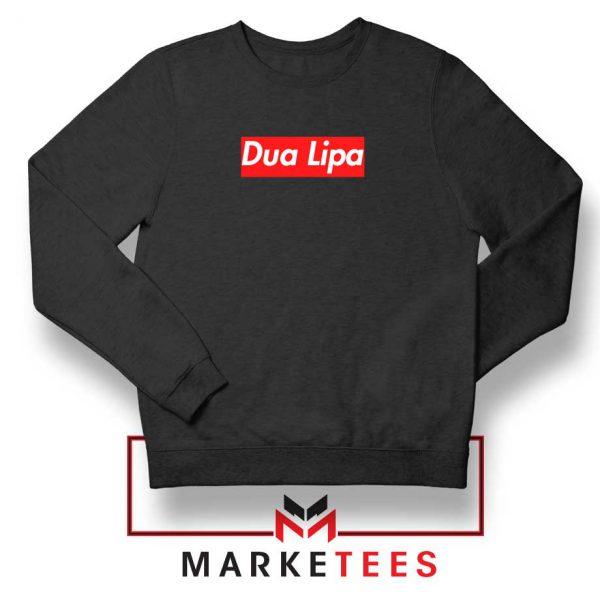 Dua Lipa Brand Sweatshirt