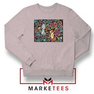 Get Schwifty Sport Grey Sweatshirt