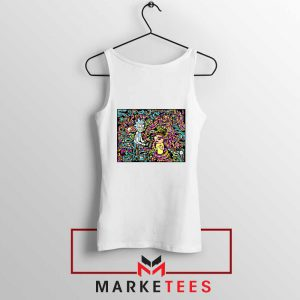 Get Schwifty Tank Top
