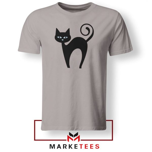 Glowing Cat Eyes Sport Grey Tshirt