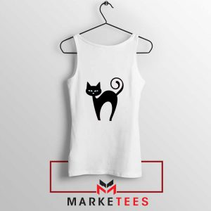 Glowing Cat Eyes Tank Top