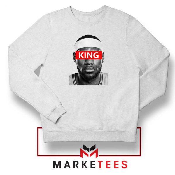 King LeBron James Sweatshirt
