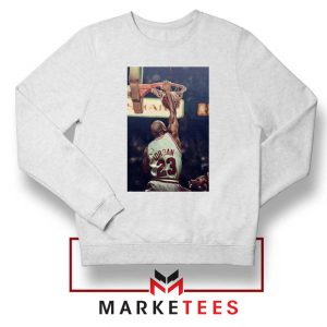 Michael Jordan Slam Dunks Sweatshirt
