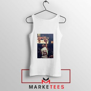 Michael Jordan Slam Dunks Tank Top