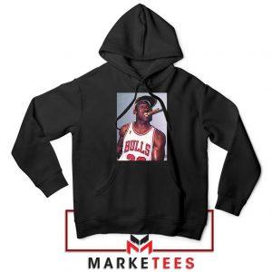 Michael Jordan Smoke Hoodie