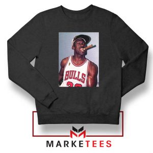 Michael Jordan Smoke Sweatshirt