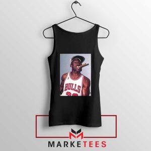 Michael Jordan Smoke Tank Top
