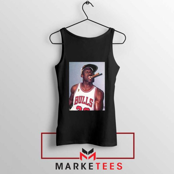 Michael Jordan Smoke Tank Top