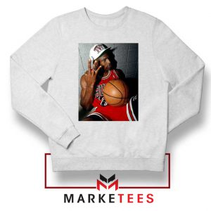 Michael Jordan Three Peat Sweatshirt