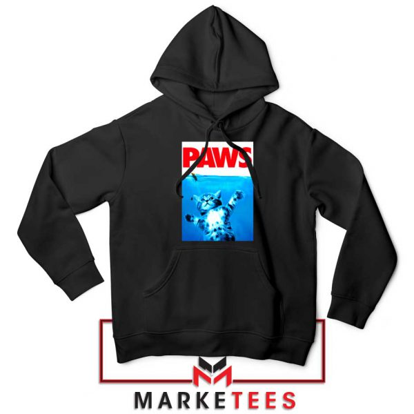 Paws Cat and Mouse Hoodie