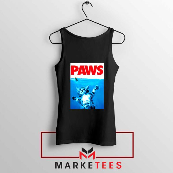 Paws Cat and Mouse Tank Top