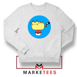 Pikachu Cat Sweatshirt