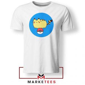 Pikachu Cat Tshirt