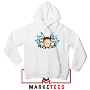 Rick And Morty Comedy Hoodie