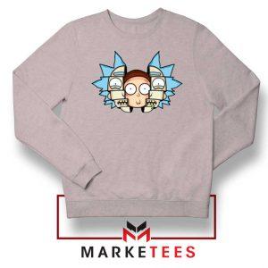 Rick And Morty Comedy Sport Grey Sweatshirt