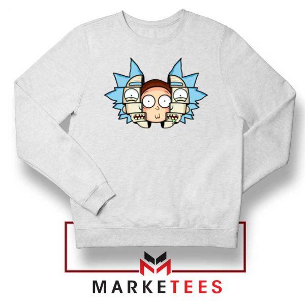 Rick And Morty Comedy Sweatshirt