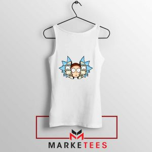 Rick And Morty Comedy Tank Top