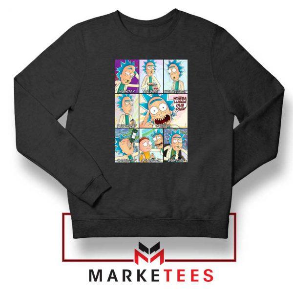 Rick Drunk Sweatshirt