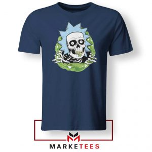 Rick Ripper Navy Blue Tshirt