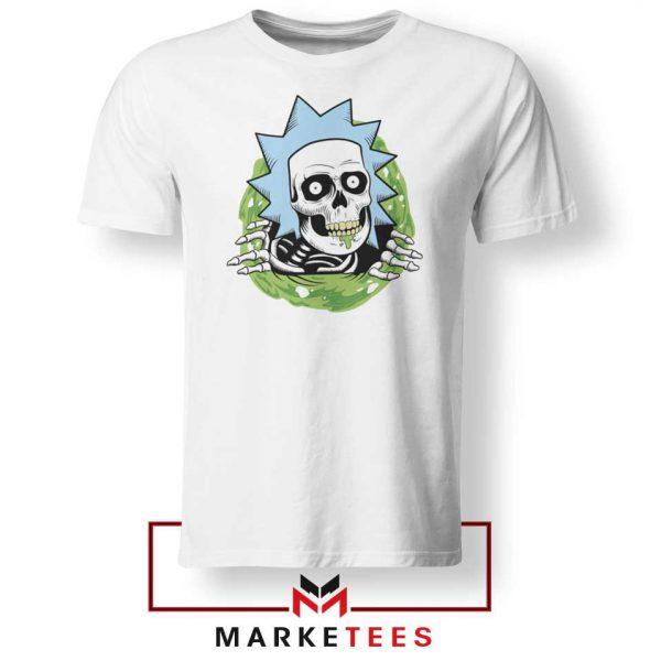 Rick Ripper White Tshirt