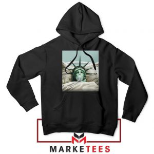 Statue Liberty Hurts Hoodie