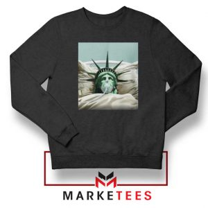 Statue Liberty Hurts Sweatshirt