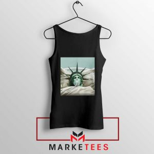 Statue Liberty Hurts Tank Top