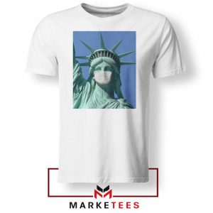 Statue of Liberty Mask Tshirt