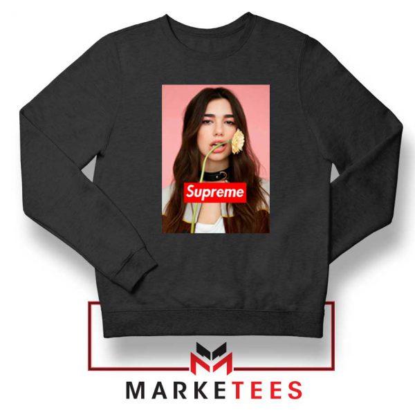 Brand Parody Dua Lipa Sweatshirt