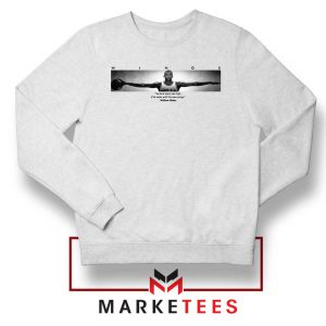 Wings Michael Jordan Sweatshirt