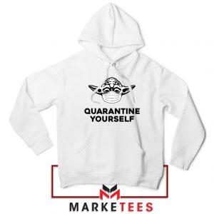 Yoda Quarantine Yourself Hoodie