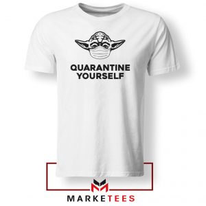Yoda Quarantine Yourself Tshirt