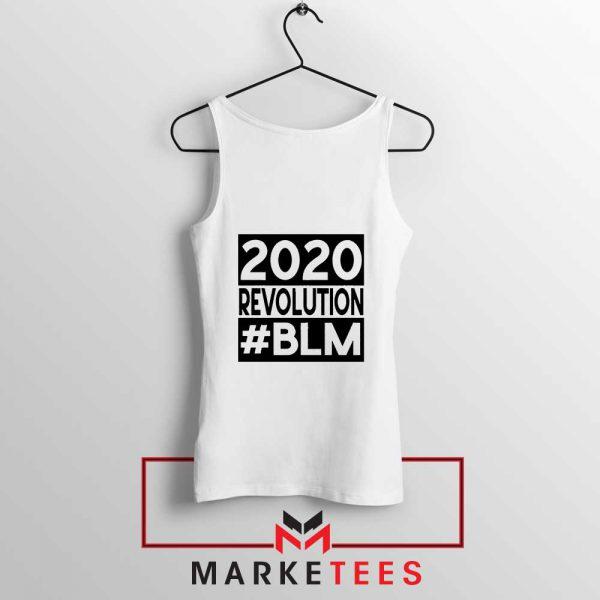 2020 Revolution #BLM Tank Top